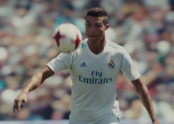 Cristiano Ronaldo es al principal figura del FIFA18