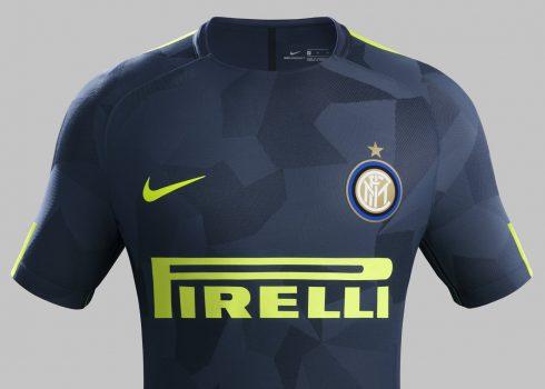 Tercera camiseta del Internazionale de Milán | Foto Nike