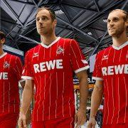 Europatrikot Erima del FC Köln   Foto Web Oficial