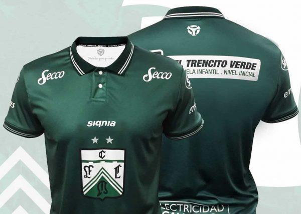 Camiseta titular de Ferro Carril Oeste | Foto Signia
