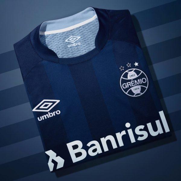 Tercera camiseta del Grêmio | Foto Umbro