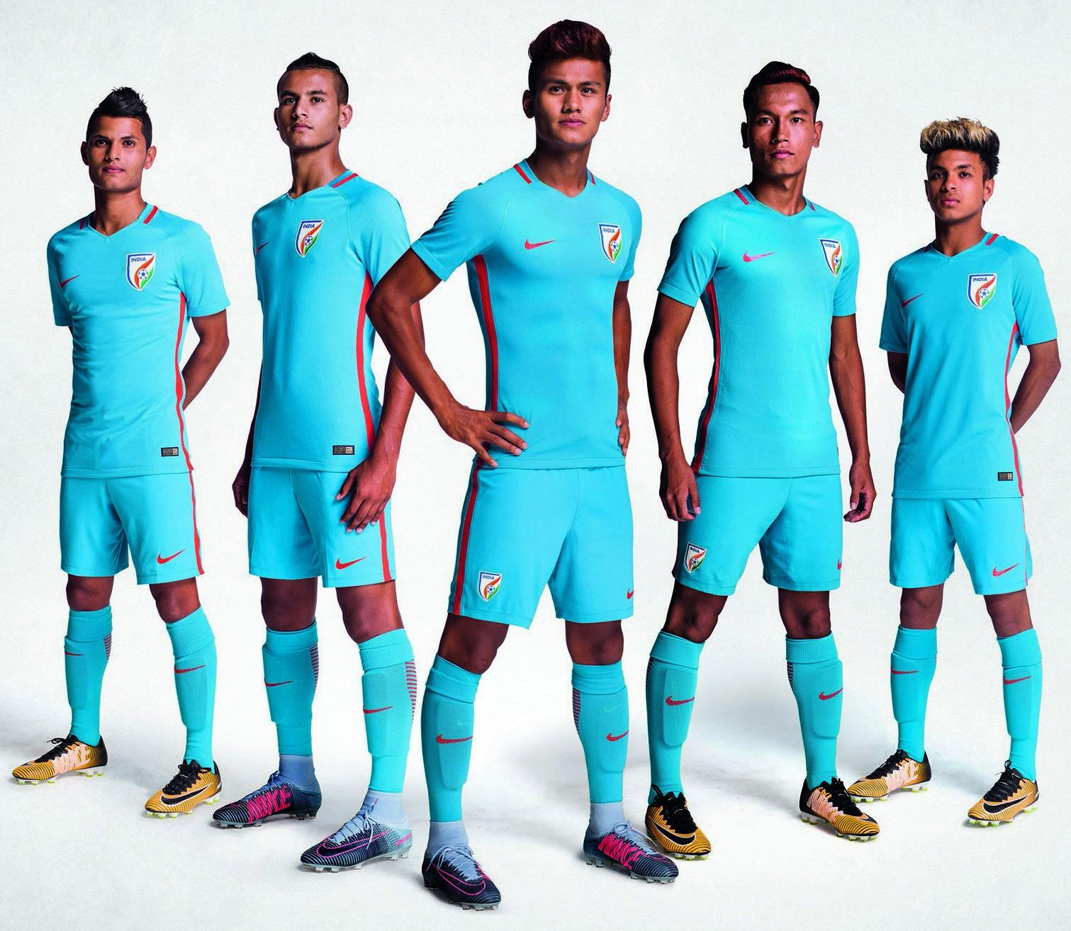 Camiseta titular de la selección de la India | Foto Nike