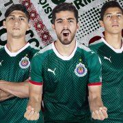 Tercera camiseta de las Chivas de Guadalajara | Foto Puma