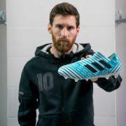 Los nuevos botines de Lionel Messi | Foto Adidas