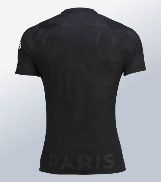 Tercera camiseta Nike del PSG 2017-18 | Foto Web Oficial