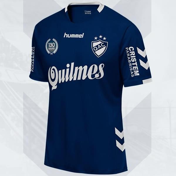 Camiseta titular de Quilmes | Foto Hummel