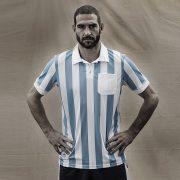 Camiseta conmemorativa de Racing | Foto Web Oficial