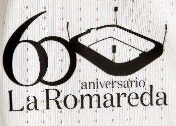 Camiseta especial por los 60 años de La Romareda | Foto Web Oficial