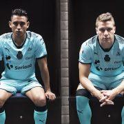 Tercera camiseta del Santos Laguna | Foto Puma