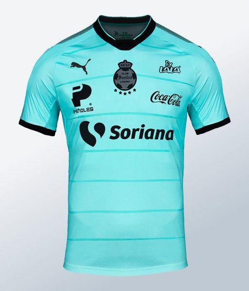 Tercera camiseta del Santos Laguna | Foto Web Oficial