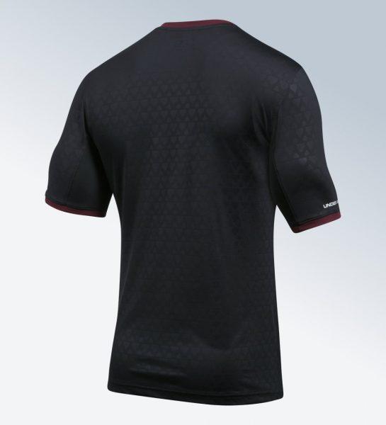 Tercera camiseta del São Paulo FC | Foto Under Armour