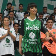Nuevas camisetas de Sarmiento de Junín   Foto Twitter @sentimientover