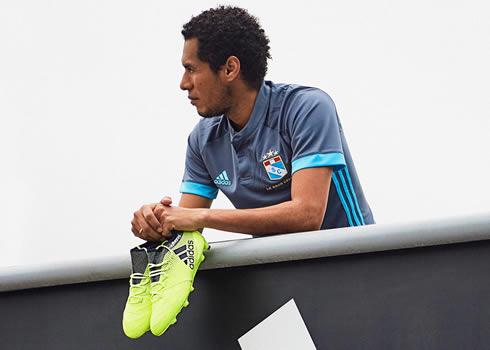 Nueva camiseta suplente del Sporting Cristal   Foto Adidas