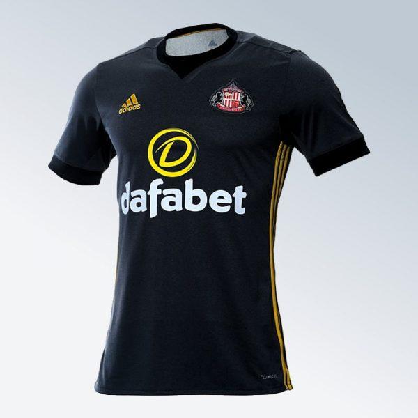 Tercera camiseta Adidas del Sunderland | Foto Web Oficial