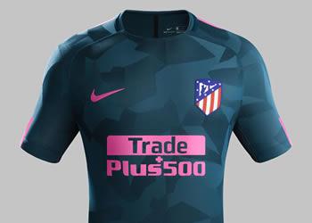 Tercera equipación 2017-18 del Atlético de Madrid | Foto Web Oficial