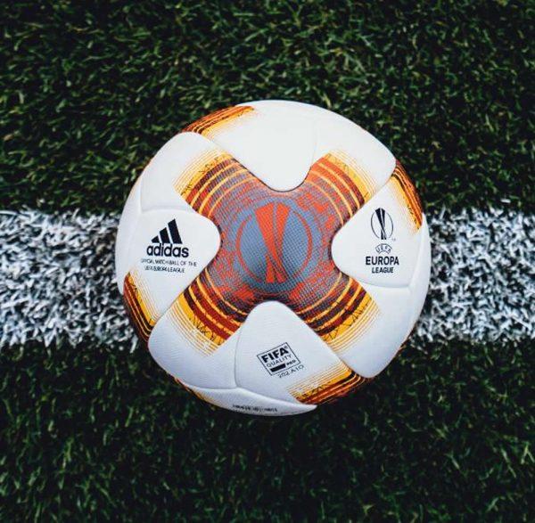Balón oficial de la UEFA Europa League 2017-18 | Foto Adidas