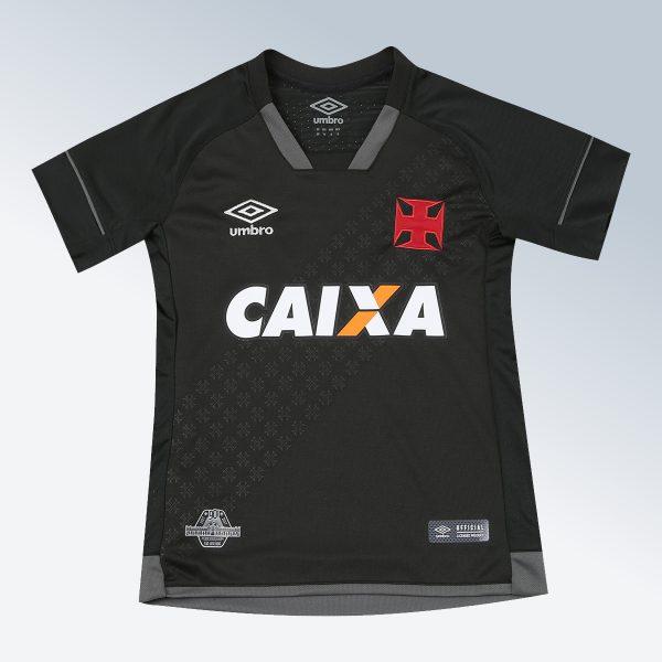Tercera camiseta del Vasco Da Gama | Foto Web Oficial