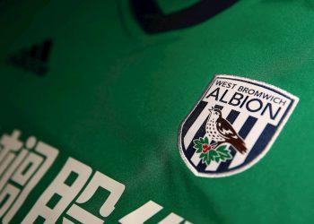 Tercera camiseta Adidas del West Bromwich Albion | Foto Web Oficial