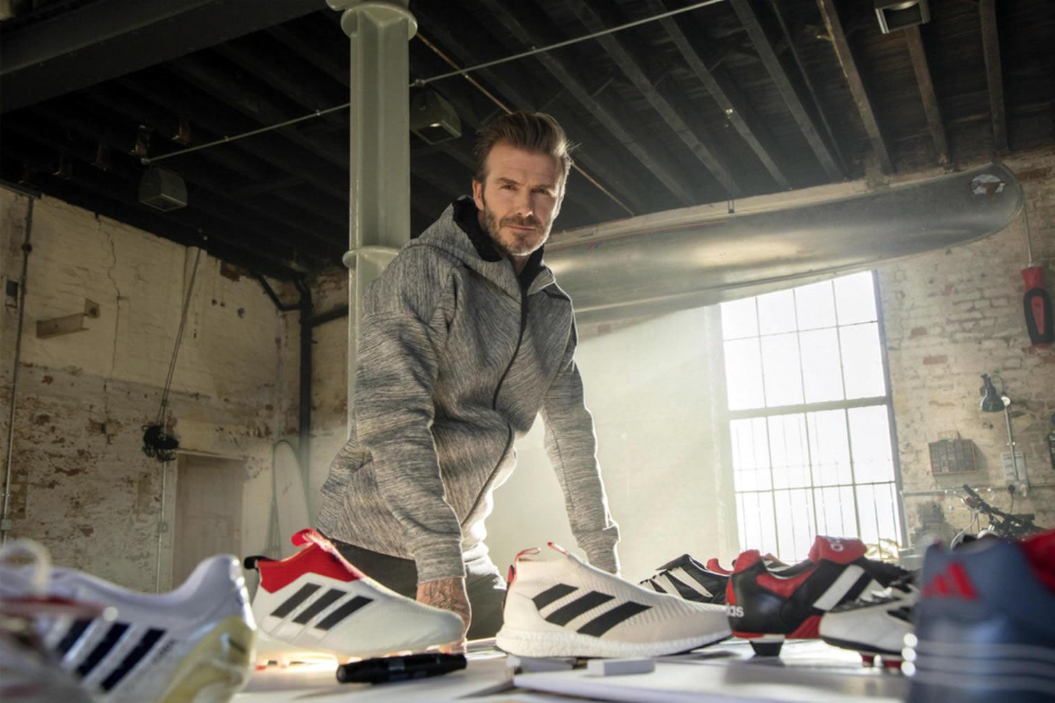 Botines Predator Accelerator Beckham 2017 | Foto Adidas