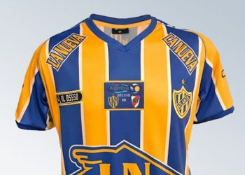 Camiseta especial Il Ossso de Atlanta | Foto Web Oficial