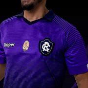 Tercera camiseta del Clube do Remo | Foto Gentileza Topper