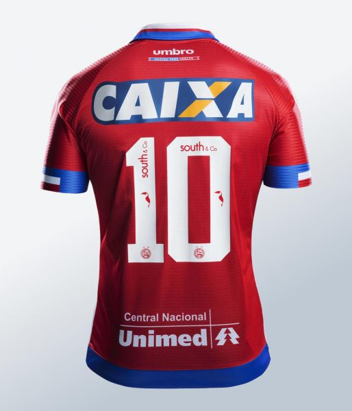 Tercera camiseta Umbro del EC Bahía | Foto Web Oficial