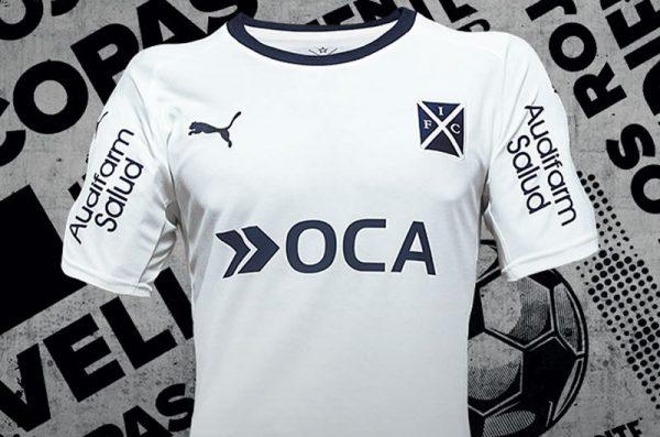 Nueva camiseta alternativa de Independiente | Foto Puma