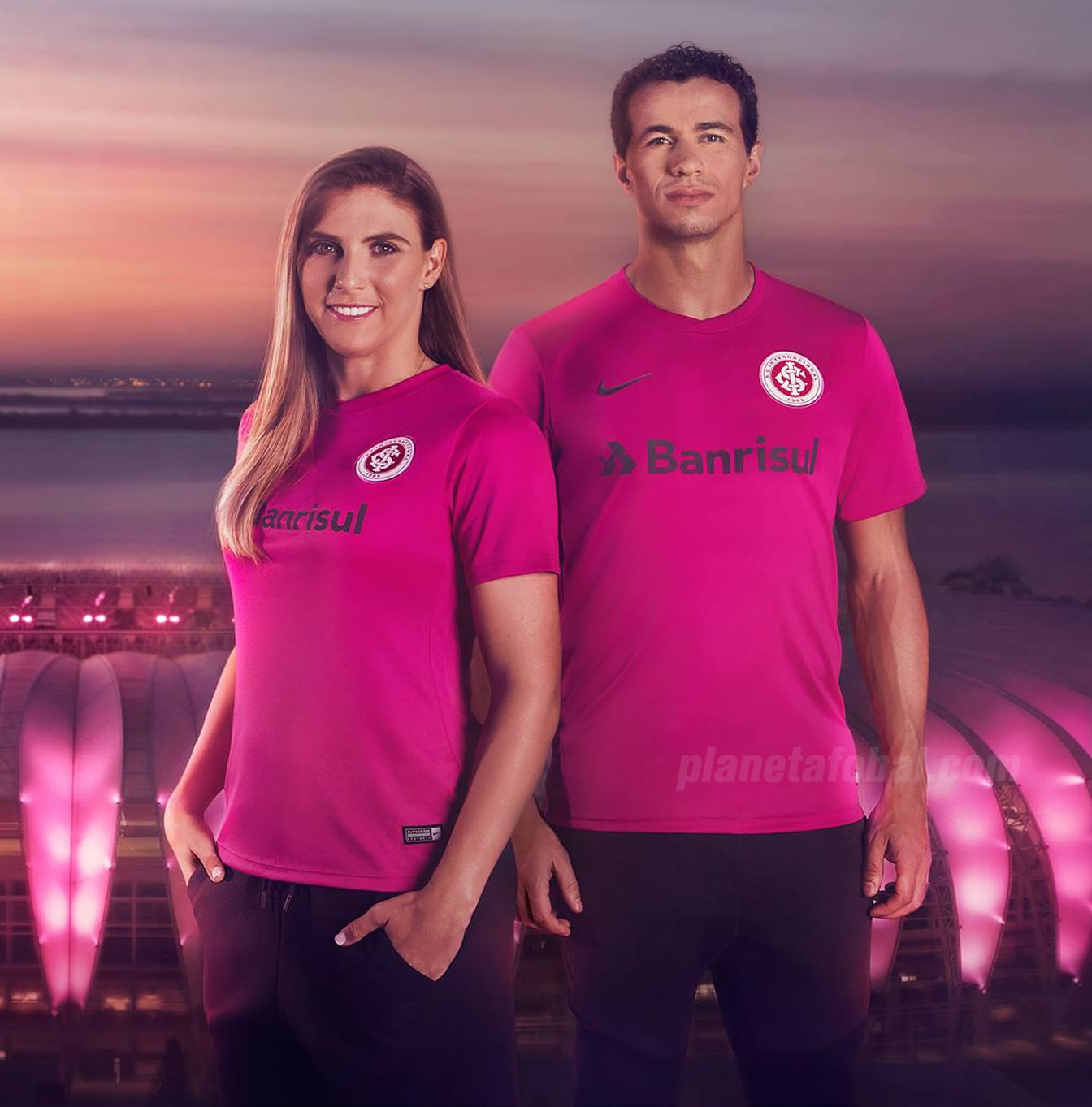 Kit especial Nike del Internacional | Foto Web Oficial