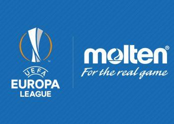 Molten hará los balones de la UEFA Europa League