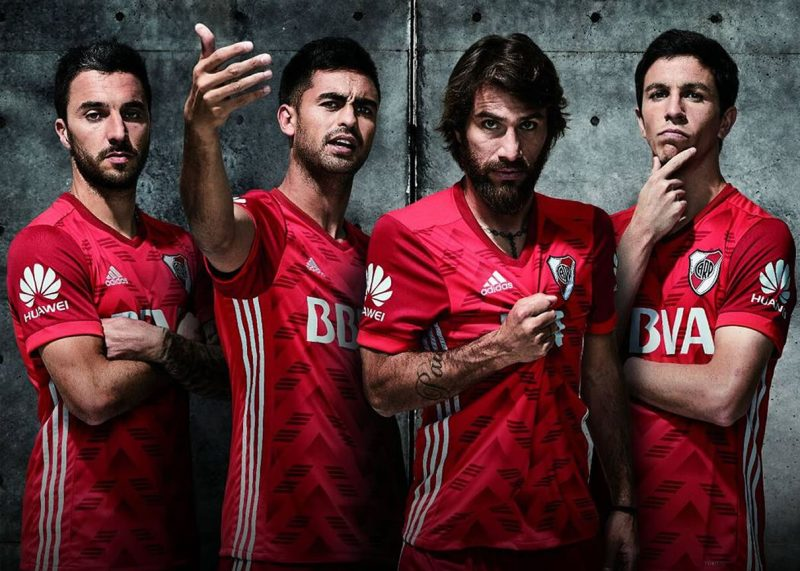 Nueva camiseta alternativa de River | Foto Web Oficial