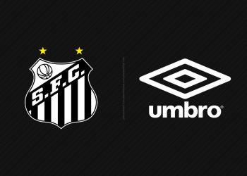 Santos firmó con la empresa Umbro