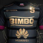 Tercera camiseta del Deportivo Saprissa | Foto Facebook Oficial