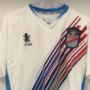Nuevo kit alternativo Lyon de Arsenal | Foto Twitter Oficial
