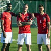 Camiseta titular Puma de Austria | Foto OFB