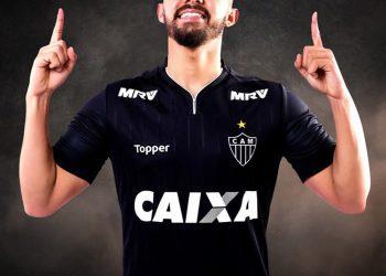 Casaca edición limitada del Atlético Mineiro | Imagen Topper
