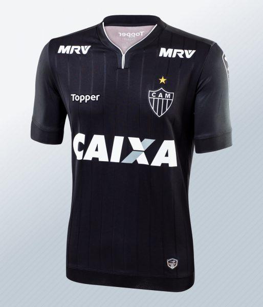 Casaca edición limitada del Atlético Mineiro | Imagen Gentileza Topper