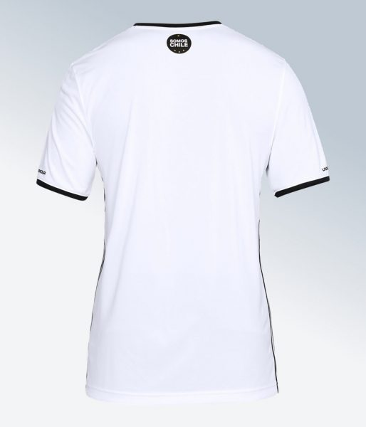 Camiseta titular del Colo-Colo | Imagen Under Armour