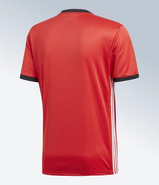 Camiseta titular Mundial 2018 de Egipto | Imagen Adidas