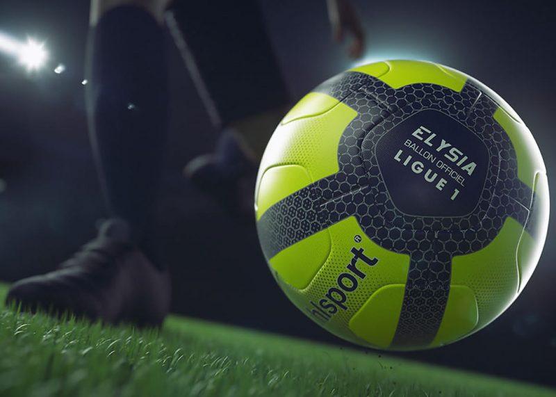 Nuevo balón de la Ligue 1 de Francia | Foto uhlsport