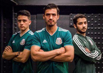 Nueva camiseta titular de México | Foto Adidas
