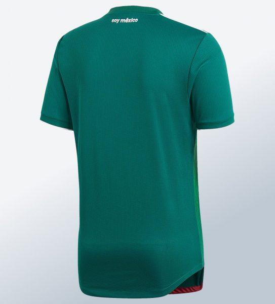 Camiseta titular de México | Imagen Adidas