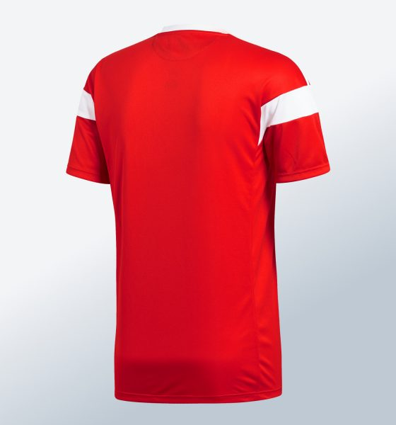 Camiseta titular de Rusia 2018 | Imagen Adidas