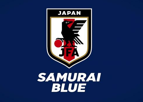 Nuevo logo de los Samurai Blue   Imagen Twitter JFA