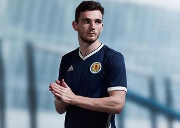 Camiseta titular 2018 de Escocia | Foto Scottish FA