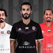 Nuevos kits del Al Jazira Club | Foto Web Oficialq