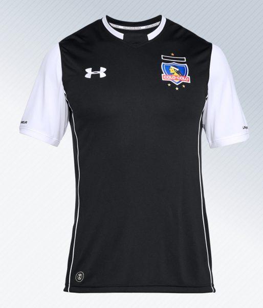 Camiseta suplente del Colo-Colo | Imagen Under Armour