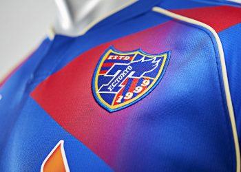Camiseta titular del FC Tokyo 2018 | Imagen Umbro