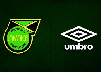 Jamaica será vestido por Umbro desde 2018
