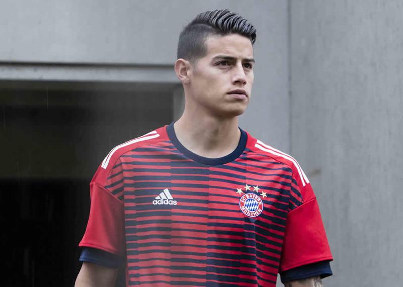 Remera pre-match adidas x PARLEY del Bayern Munich | Foto Adidas