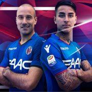 Tercera camiseta del Bologna | Foto Web Oficial